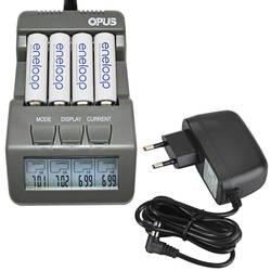 Опус BT-C700 NiCd NiMh ЖК-дисплей интеллектуальный цифровой 4-слот, зарядное устройство для литий-ионный/Ni-MH/аккумуляторные батареи США/ЕС Plug