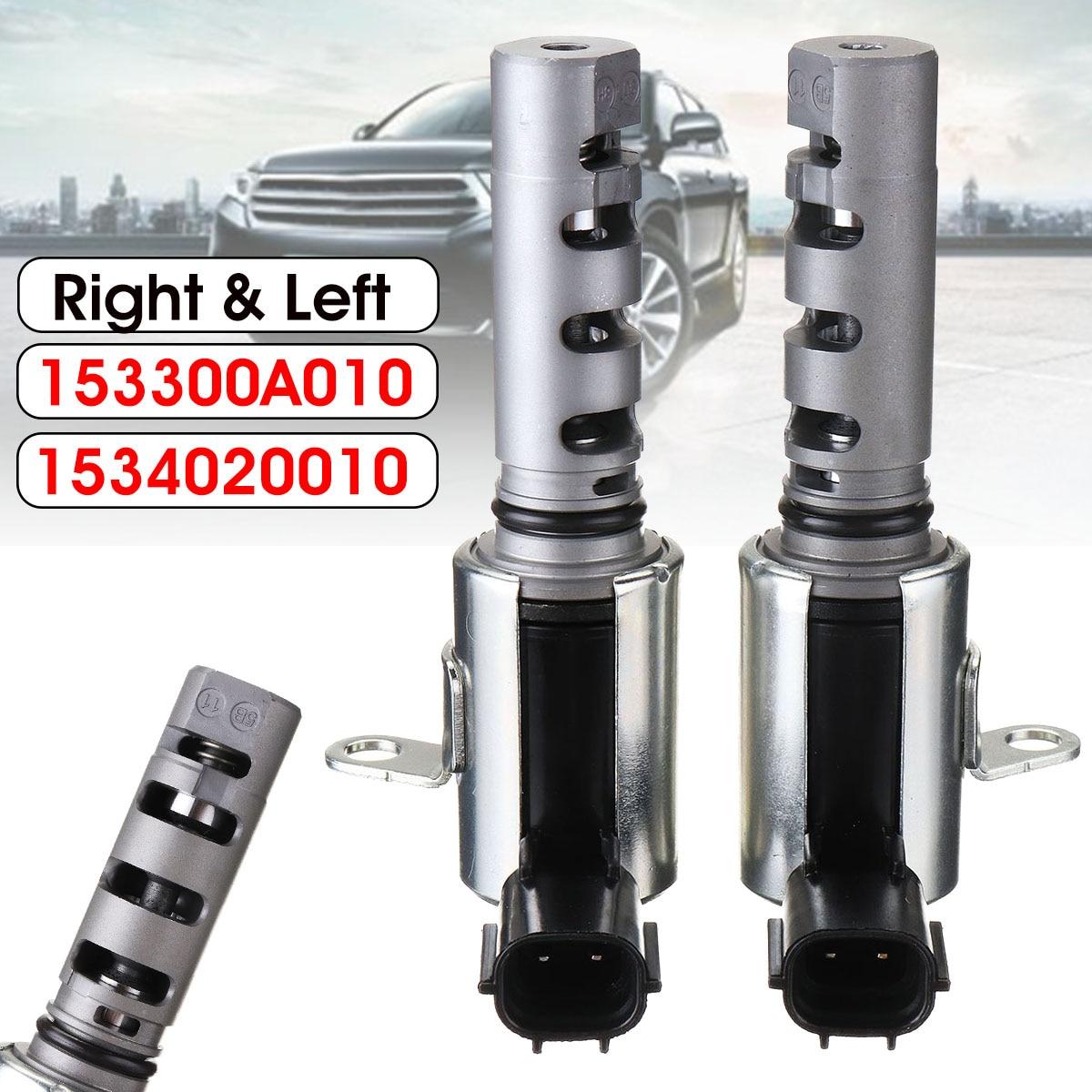 Der GüNstigste Preis 1 Paar Links Rechts Timing Magnetventil Vvt Für Toyota V6 Für Lexus Es330 Rx300 Rx330 Highlander Sienna Solara Camry Avalon