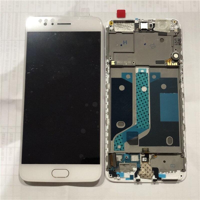 Image 5 - Oneplus 5T A5010 LCD 화면 디스플레이 + Oneplus 5 A5000 디스플레이 용 프레임이있는 터치 디지타이저 용 기존 Supor Amoled M & Sen휴대폰 LCD   -