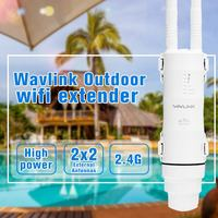 Wavlink 3in1 Wireless Relay Repeater WN570HN2 Wifi Extender High Power Outdoor Wifi Repeater 2.4G/300Mbs Wireless Wifi Router