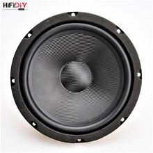 """HIFIDIY لايف HIFI مكبرات الصوت لتقوم بها بنفسك 8 بوصة 8 """"Midbass مكبر الصوت وحدة مكبر الصوت 8 أوم 160 واط الألياف الزجاجية اهتزازي حوض مكبر الصوت S8 210"""