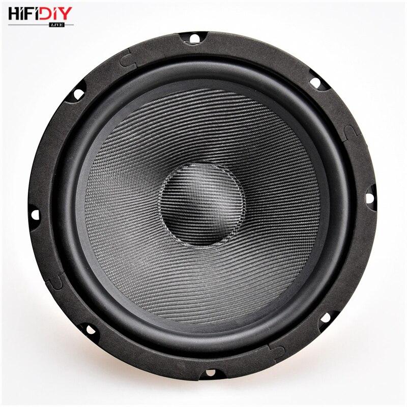 HIFIDIY LIVE HIFI speakers DIY 8 inch 8