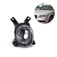 Auto Car Front Left Fog Light For A4 S4 Avant B7 05 08 Front Halogen Fog Lamp With Bulbs