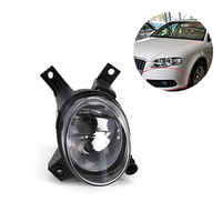 Auto Car Front Left Fog Light For A4 S4 Avant B7 05 08 Front Halogen Fog Lamp With Bulbs