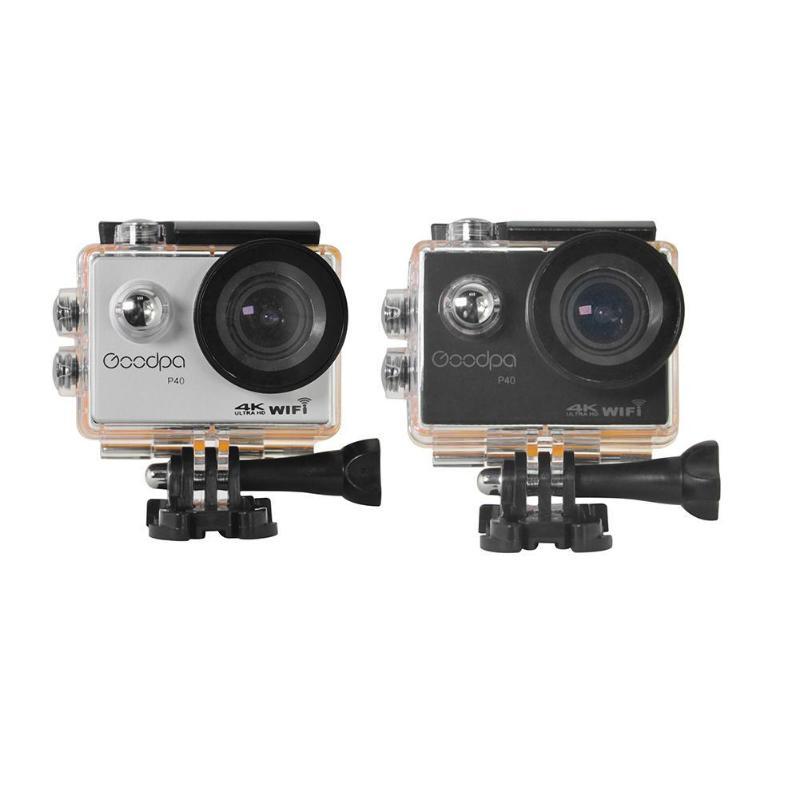 Sport & Action-videokameras WunderschöNen Goodpa P40 30 M Wasserdichte Fernbedienung Ultra Hd 16mp 4 K Wifi 1080 P Action Kamera Keine Kostenlosen Kosten Zu Irgendeinem Preis