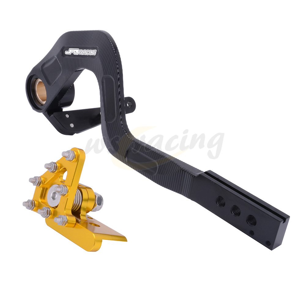 CNC Motorcycle Rear Foot Brake Pedal For Suzuki DRZ400 2000 2001 2002 2003 2004 DRZ400S 2000