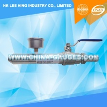 IPX5 Water Jet Nozzle (Included ISO 17025 CNAS & ILAC Calibration Certificate)