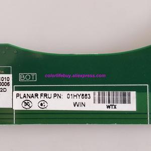 Image 4 - Genuino FRU PN: 01HY663 14283 3 448.05106.0021 w I5 6200U N16S GT S A2 placa base para Lenovo Thinkpad YOGA 460 P40 NoteBook PC