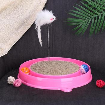 Cat Feeding Board with Mouse 5