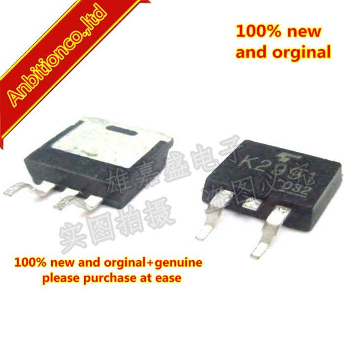 10 шт. 100% новый и оригинальный 2SK2991 K2991 TO263 MOS Канала N кремния Тип DC-DC конвертер реле шаговый привод и двигатель привода Apin в наличии