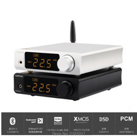 TOPPING DX3 PRO Desktop Bluetooth Decoder AK4493 USB DAC XMOS XU208 DSD512 Headphone output AK4493 OPA1612 With Remote Control