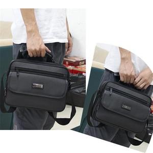 Image 5 - 2020 حقائب جديدة من الأحجام الرجال حقيبة لابتوب جودة عالية مقاوم للماء الرجال حقائب الأعمال حزمة حقيبة كتف الذكور حقيبة
