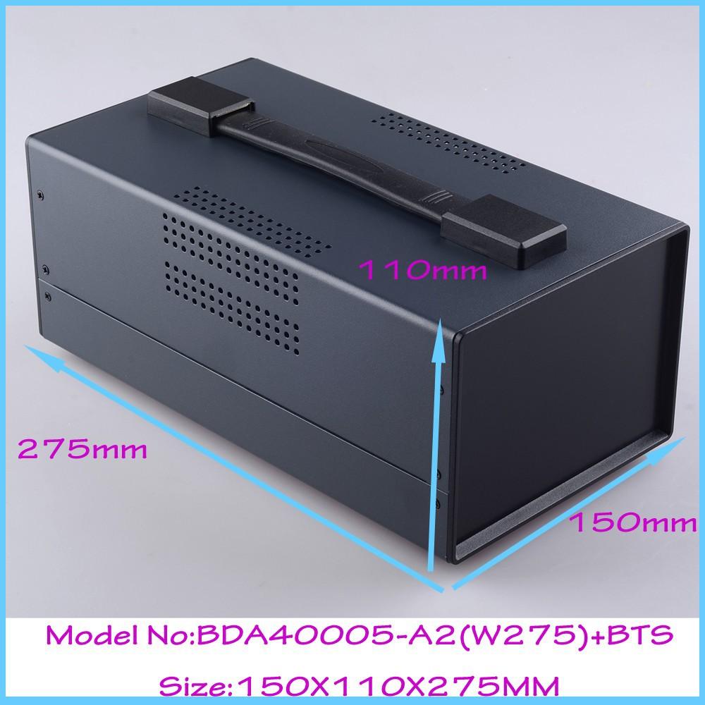 1) eisen gehäuse metall projekt box fall elektrische box szomk ...