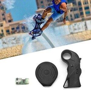 Image 2 - 新到着防水リモコン電動スケートボードジェット航空機ためエジェクタロングボードスケートボードスクーターアクセサリー