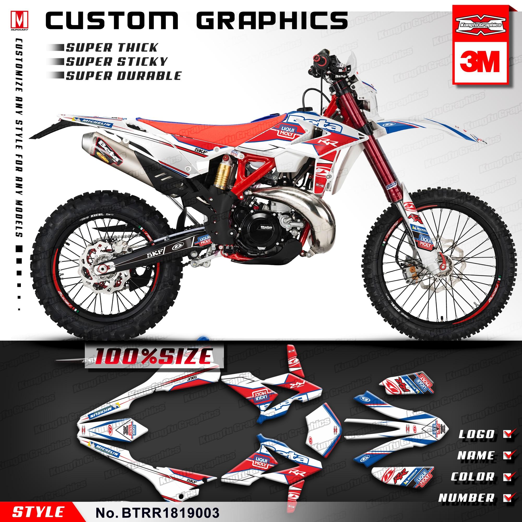 Sticker Wheel Rim Stickers Supermoto Beta RR Motard 4T 50 125 400 450 525