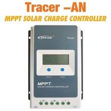 EPever MPPT Солнечный контроллер Tracer 4210an 40A 30A 20A 10A солнечная панель регулятор для 12 В 24 В свинцово-кислотный литий-ионный аккумулятор