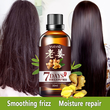 30ML Ginger Effective Hair Growth Essential Oils Hair Care Healthy Liquid Treatment Hair C