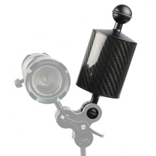 Float Buoyancy Aquatic Arm Dual Ball Floating Arm Extend Bracket Camera Underwater Diving Tray for Gopro Smartphone Parts
