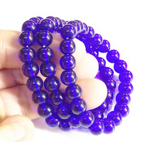 8mm Blue Bracelet Stall With Out On The Ground For Sale Rivers And Lakes Online Store Gift Energy Beads YF572 MON men jewelry