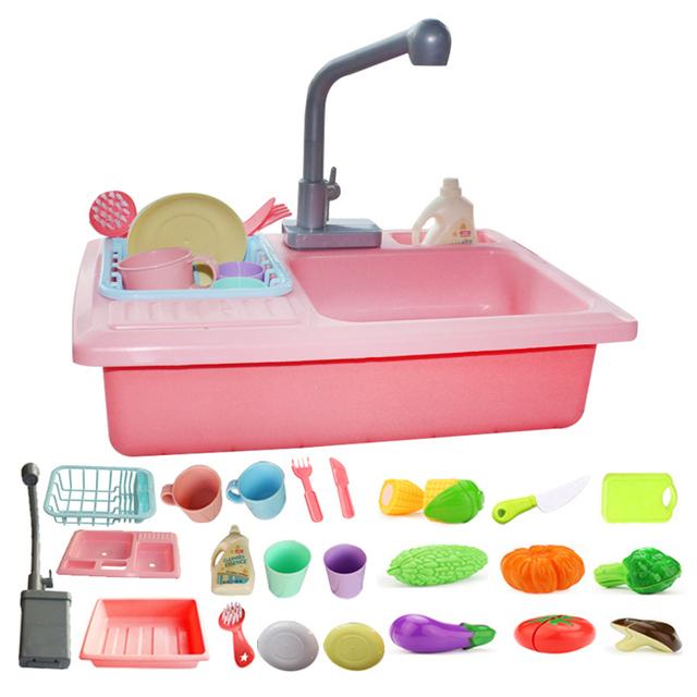 Kids Kitchen Toys Set