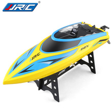Original JJRC S1 S2 S3 RC Boat Speedboat 2.4GHz 2CH Portable Mini Remote Control Ship Self-Righting High Speed 25km/H RC Toys цена