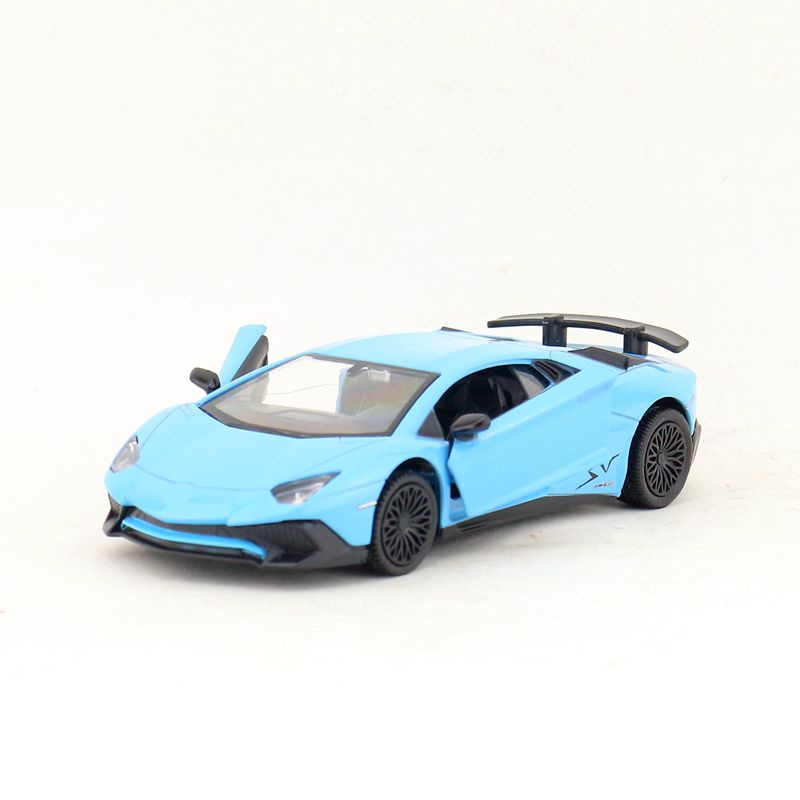 Rmz City/1:36 Scale/diecast Toy Car Model/aventador Lp750-4 Sv/diecast Pull Back Model/educational Collection/gift For Kid Ample Supply And Prompt Delivery Toys & Hobbies