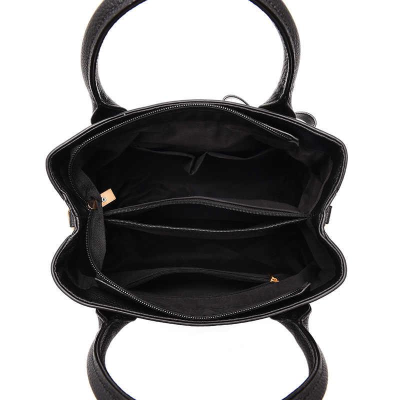 Witfox 3D Busur Rumbai Tas untuk Wanita dengan Tali Panjang Wanita Bahu Tas Dijual Street Wear untuk Belanja Hadiah tas