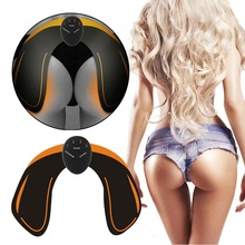EMS Hip Trainer Muscle Stimulator ABS Fitness Buttocks Butt Lifting Buttock Toner Trainer Slimming Massager Unisex