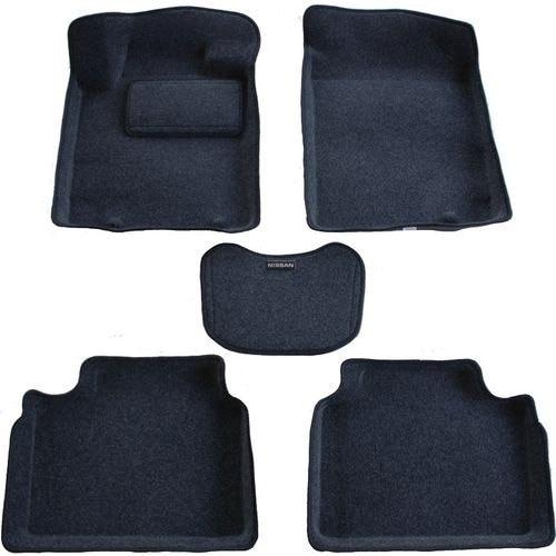 3D carpet BORATEX BRTX-2086 for Nissan Teana black 2014- cartecs carnis00044 nissan teana iii 2014 sedan