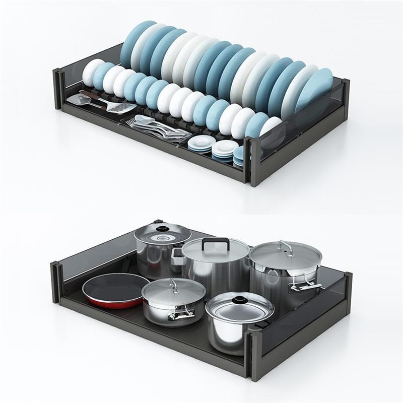 Cestas Organizar Organizador Cucina Organisadores Para Armario De Cosina Cuisine Organizer Cocina Kitchen Cabinet Storage Basket
