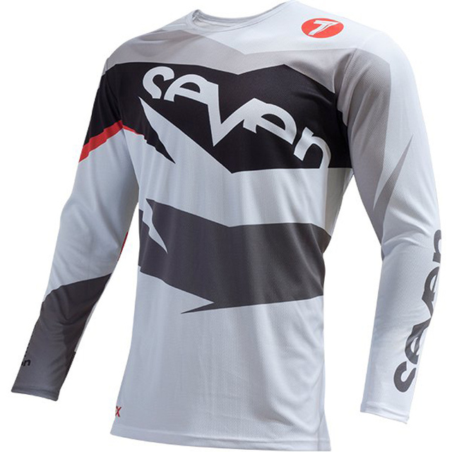 2018 Camisa Ciclismo Roupa Ciclismo Bicycle Mtb Downhill Equipement Moto  Cross Off Road Dh Clothes Breathable Long Sleeve Seven 80453ccb7