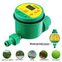Micro Automatic Garden Irrigation System Auto Electric Digital Water Timer Splitter Garden Intelligent Watering Sprinkler Tool(China)