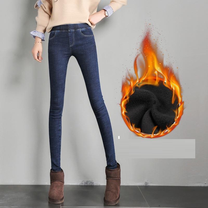 Hiver Vaqueros blue Pantalon Pantalones black Blue Push Femmes 2018 Denim Haute Mujer Beige sky Jeans Femme Automne Taille Up Déchiré Ropa Féminin Pour Lunga xnwC6UnqY
