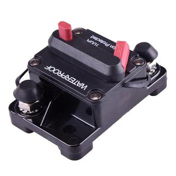 12 V 100A 防水マニュアルクイックリセット回路ブレーカーのスイッチバッテリ切断スイッチカー Suv マリンボートアクセサリー