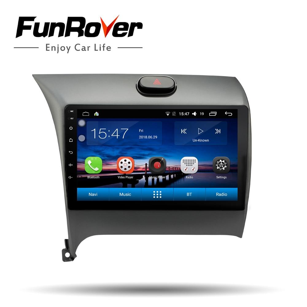 Funrover 2 Din android 8 0 font b car b font dvd font b radio b