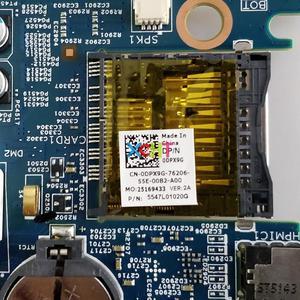 Image 3 - CN 0DPX9G 0DPX9G DPX9G DOH50 12311 2 w i7 4510U CPU GT750M/2 GB GPU pour Dell Inspiron 7537 ordinateur portable carte mère carte mère
