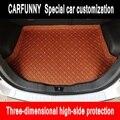 Специальный на заказ автомобильный коврик для багажника Mercedes Benz A B180 C200 E260 CL CLA G ML S350/400 класс ковер пол