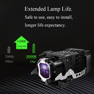 Image 3 - NEW TV Lamp XL2400 XL 2400 for SONY KDF 46E2000 KDF 50E2000 KDF 50E2010 KDF 55E2000 KDF E42A10 Projector Bulbs Lamp with Housing