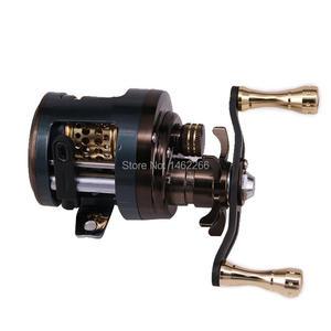 Image 2 - WOEN JKS150 All metal drum wheel 11+1BB Road sub Water droplets wheel Micro object Fishing reel