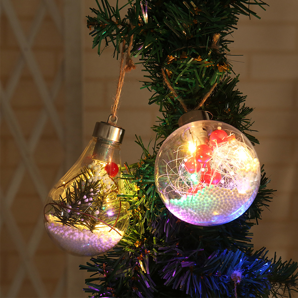 Coquimbo Hanging LED Ball Light For Christmas Tree Night