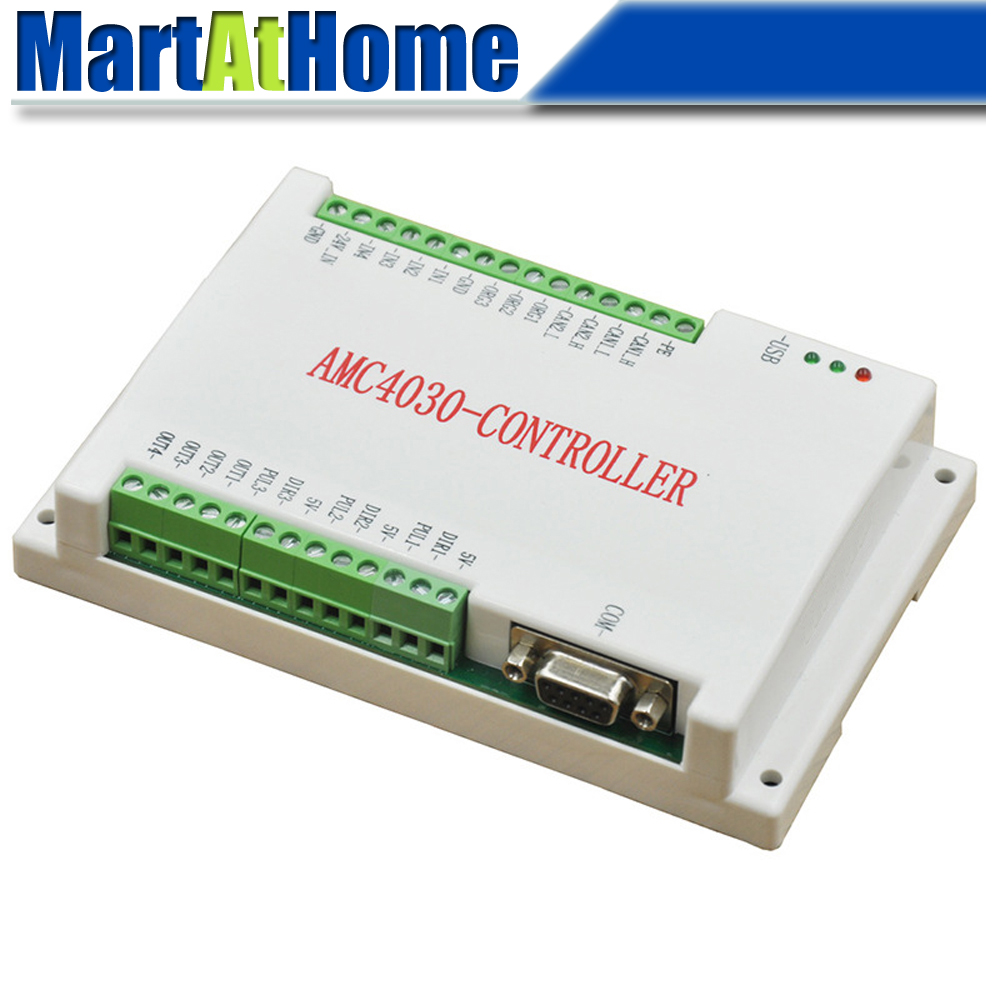 3Axis Motion System Controller Card 24V DC 150KHz for CNC 3 Axis Linear Rail Guide Slide Stage Actuator Position Controlling