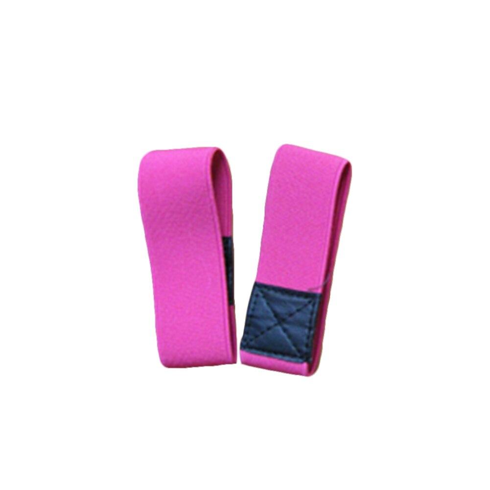 1 Paar 2*20 Cm Elastische Band Farbe Schuh Strap Solide Farbe Spitze Für Hohe Ferse Schuhe Decor Guter Geschmack