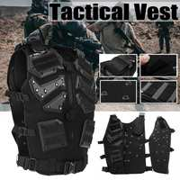 Hunting Vest Men Tactical Vest Molle Body Armor Military Tactical Paintball Airsoft Hunting Clothes Clothing Training Protection