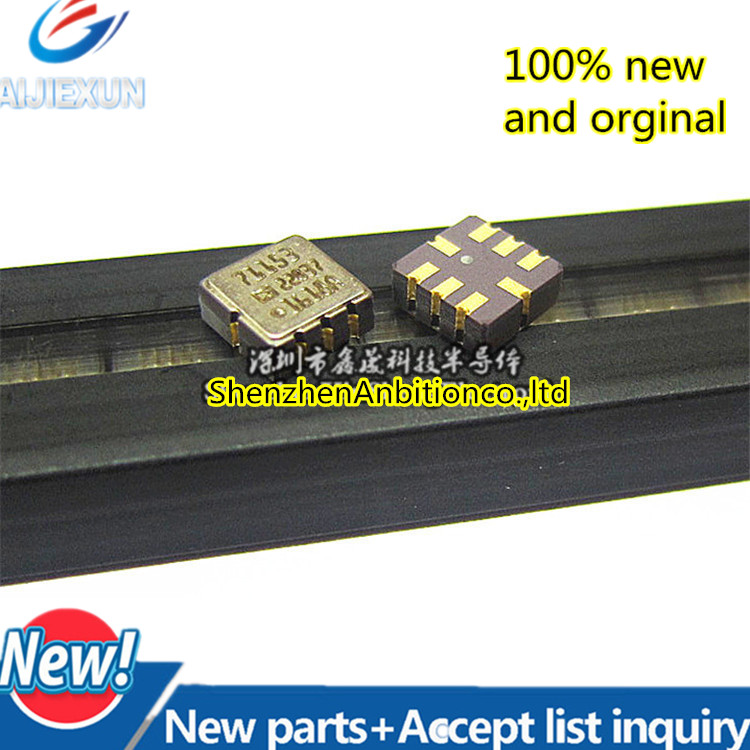 1pcs New And Orginal AD22037Z LCC-8 Precision +1.7g, -1.7g, +5g, -5g, +18g, -18g Single-/ Dual-Axis IMEMS 22037 AD22037 In Stock