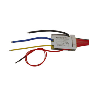 Image 2 - Bms 13 S 30a Met Aan Uit Schakelaar Laadspanning 54.6 V Lithium Batterij Bms Pcm 30a