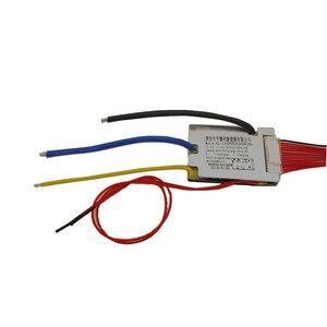 Image 2 - Bms 13s 30a с выключателем, напряжение зарядки 54,6 в, литиевый аккумулятор bms pcm 30a