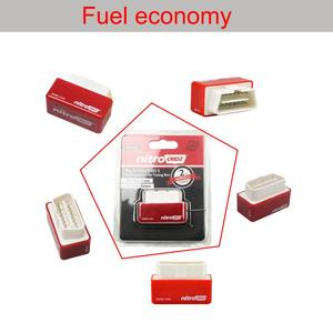 Image 5 - Plug And Drive OBD2 Scatola di Risparmio di Carburante di Aggiornamento Chip di Risparmio Carburante per I Veicoli a Benzina Carburante Diesel Versione