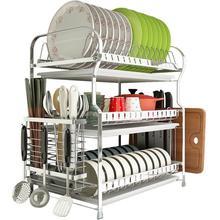 Sponge Holder Almacenamiento Sink Organization Keuken De Stainless Steel Mutfak Organizador Cuisine Cocina Kitchen Organizer