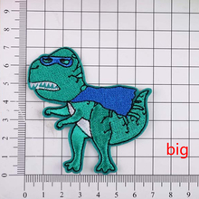 Dinosaur Embroidered Applique Sewing Iron On Badge Clothes Garment Apparel Accessories DIY clothes