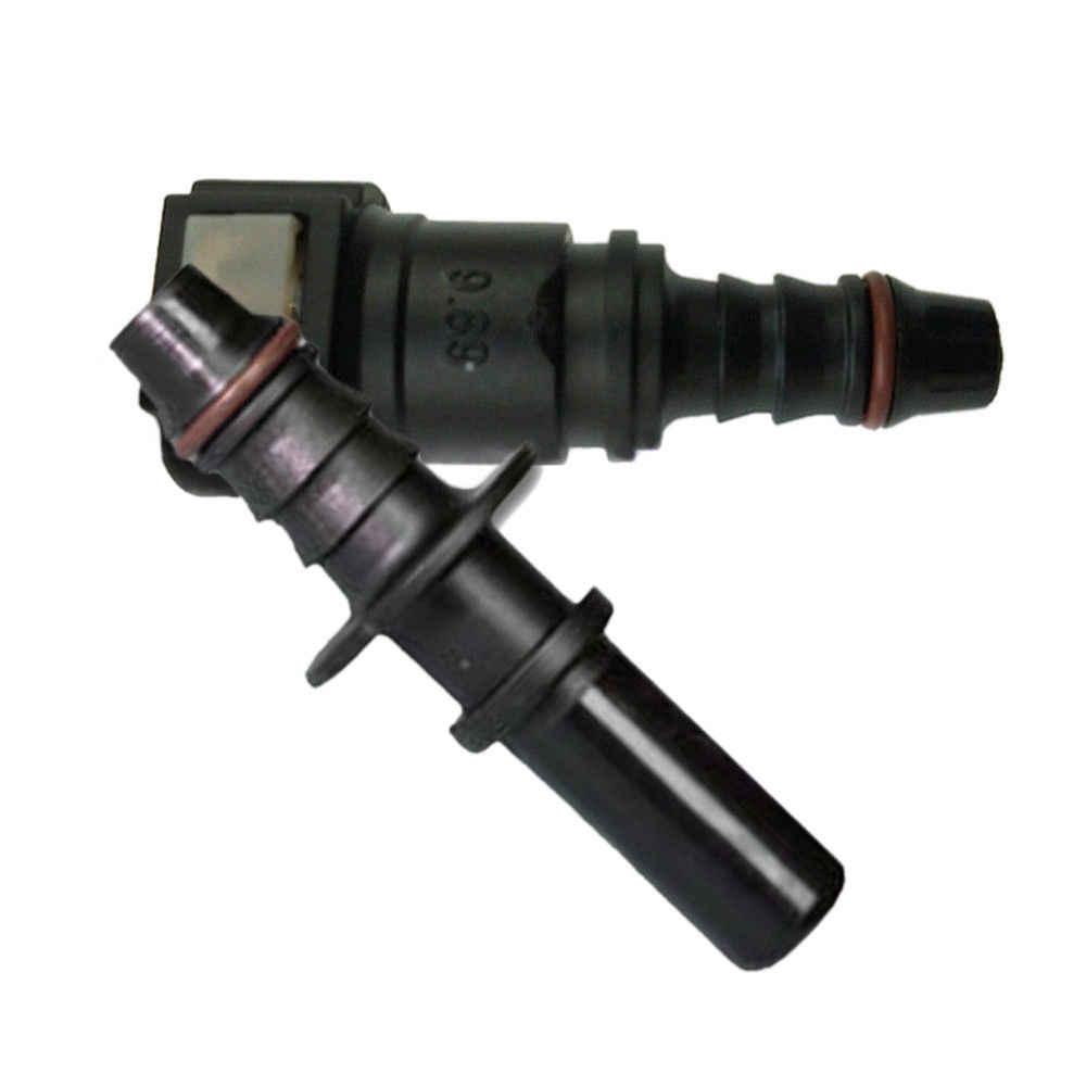 """การใช้ Hosepipe Quick Connect Adapter สำหรับ Auto น้ำมันเชื้อเพลิงเบนซินเติมน้ำมัน 5/16 """"ถึง 3/8"""""""